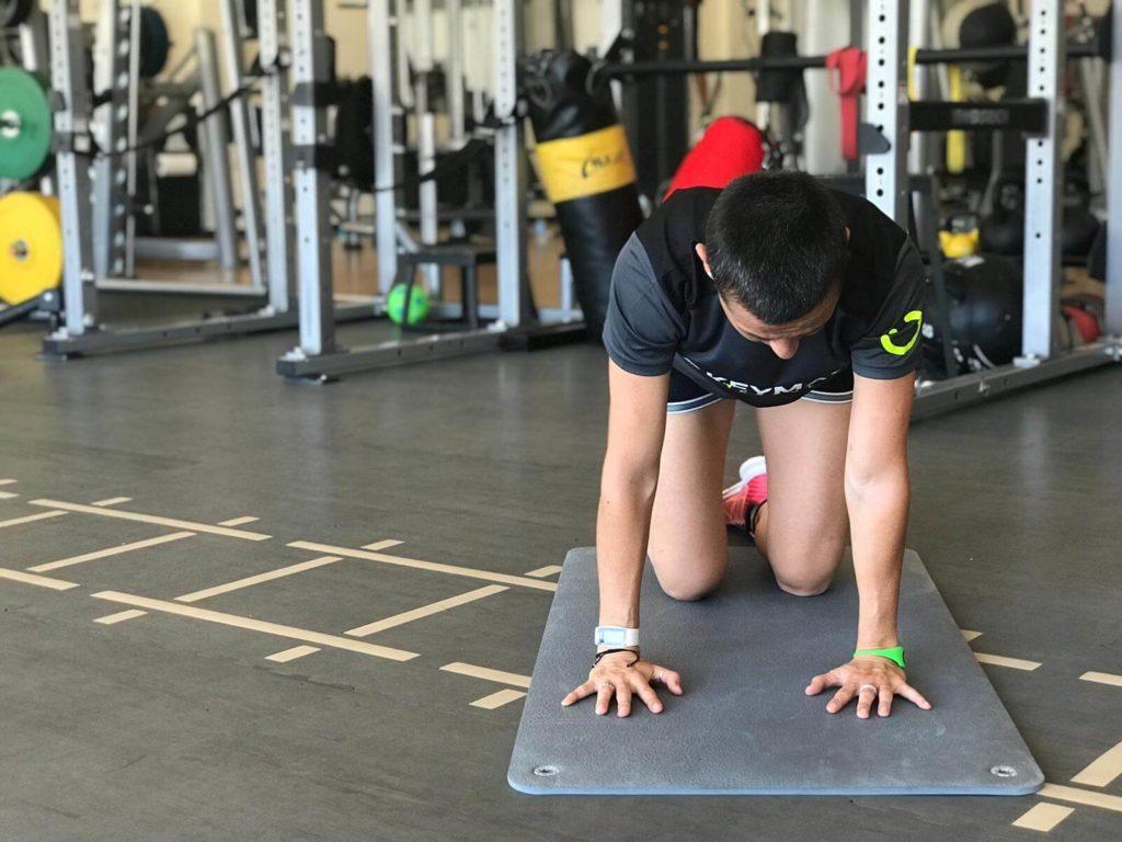 5 ejercicios sencillos para trabajar glúteos y abdomen