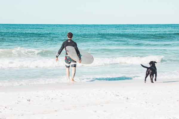 Deporte de playa
