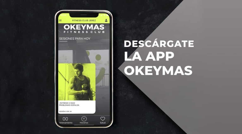 APP OKEYMAS