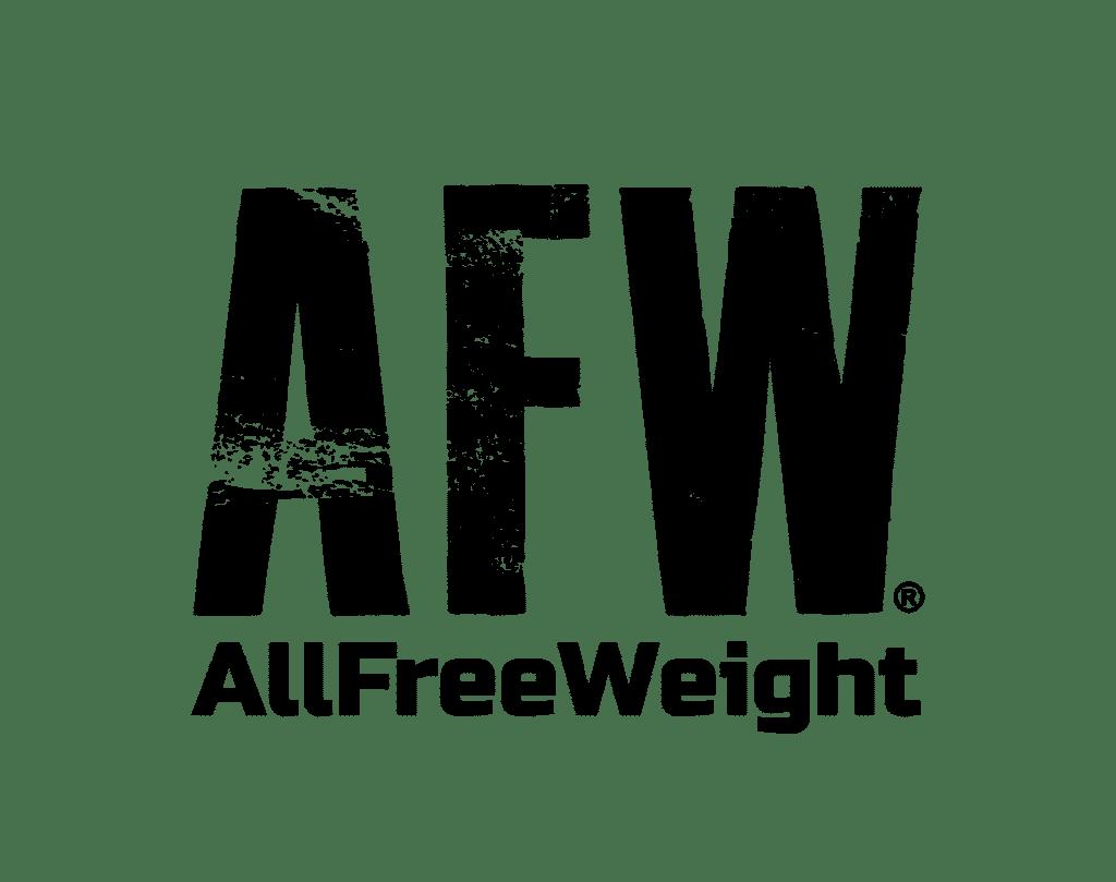 AFWAllFreeWeight sin fondo