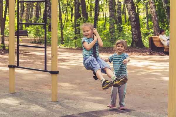 deportes para bajar de peso en los niños